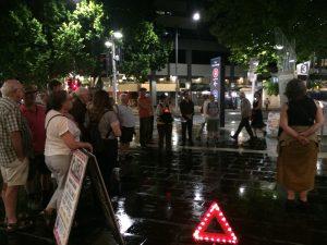 Localjinni's Saturday night AlleyHART walk